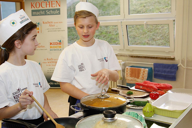 Regelschule Am Forstberg, Mühlhausen