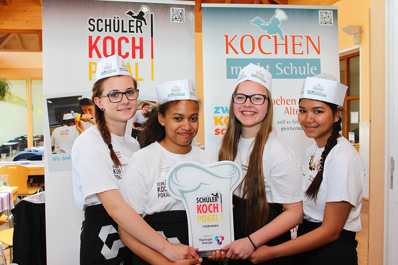 Landessieger Regelschule 'Robert Bosch' Arnstadt