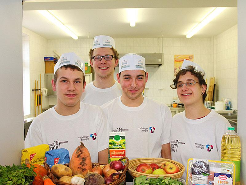 Fürstin-Anna-Luisen-Team, Bad Blankenburg