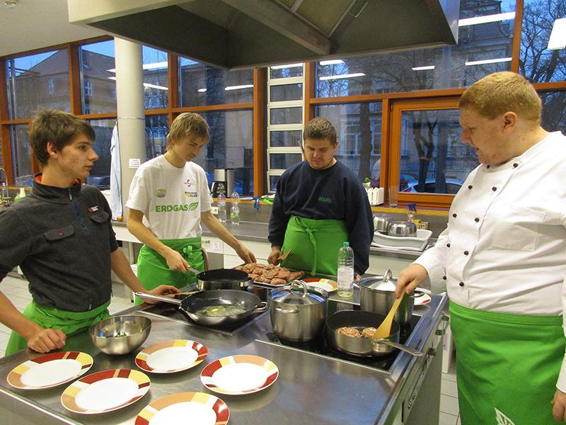 Die Landenberger Kochfreunde