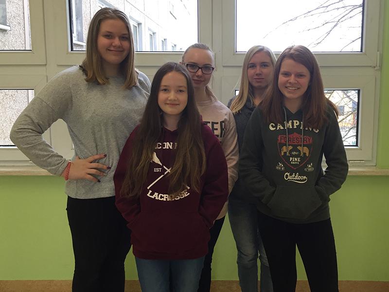 Die 4 Mädels aus dem Märchenwald