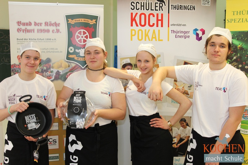 Faboulus-Head-Chefs, Nordhausen