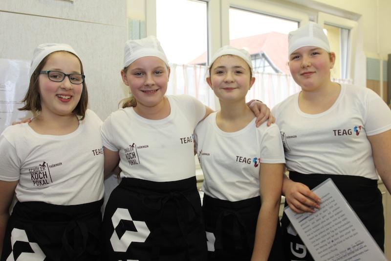 Die Weberstedter Kochgirls