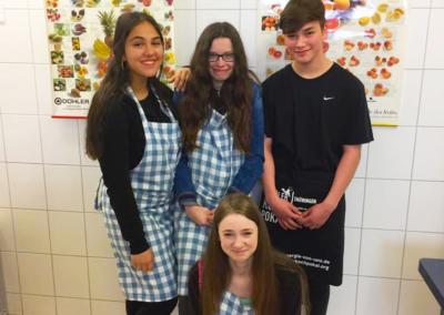 Team Die Schülerköche