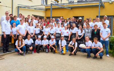 Finale im Thüringer Wettbewerb um den 22. Schülerkochpokal